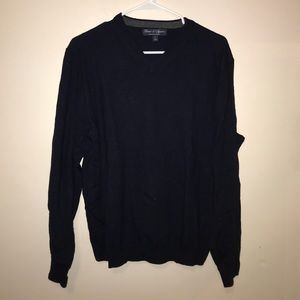 Brooks brothers v neck sweater